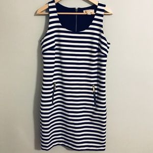 Like New! Michael Kors Striped Dress